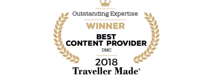 Traveller Made awards Trails of Indochina for « Best Content Provider – DMC » at Essence of Luxury Travel !